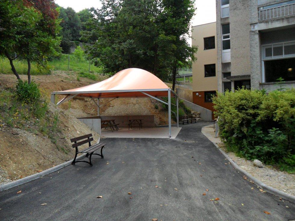 Espace protégé pour les collégiens et lycéens