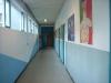 Les couloirs du collège